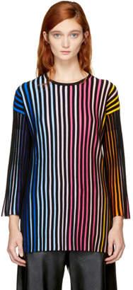 Kenzo Multicolor Rainbow Sweater