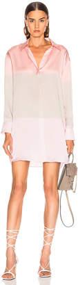 Equipment Lacene Mini Dress in Rose Cloud Multi | FWRD