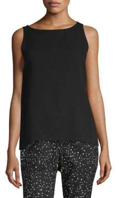 Eileen Fisher Sleeveless Swing Top