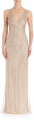 Ralph Lauren Collection Beaded Adeena Evening Dress $10,000 thestylecure.com