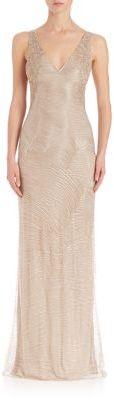 Ralph Lauren Collection Beaded Adeena Evening Dress $10,000 thestylecure.com