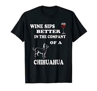 Breed Chihuahua Dog T Shirt Gift Dog Lover T Shirt