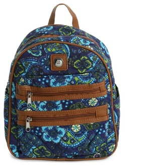 Stone Mountain Quilted Mini Backpack