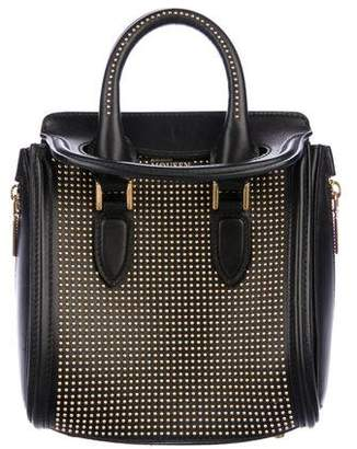 Alexander McQueen Mini Studded Heroine Bag