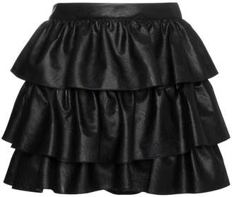 Stella McCartney tiered ruffle mini skirt