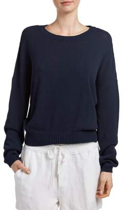 James Perse Drop Shoulder Sweater