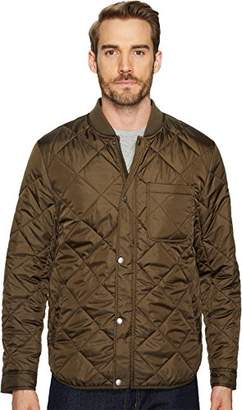 Cole Haan Men's Transitional Quilted Nylon Jacket