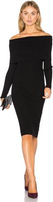 Line & Dot Lea Off Shoulder Dress $126 thestylecure.com