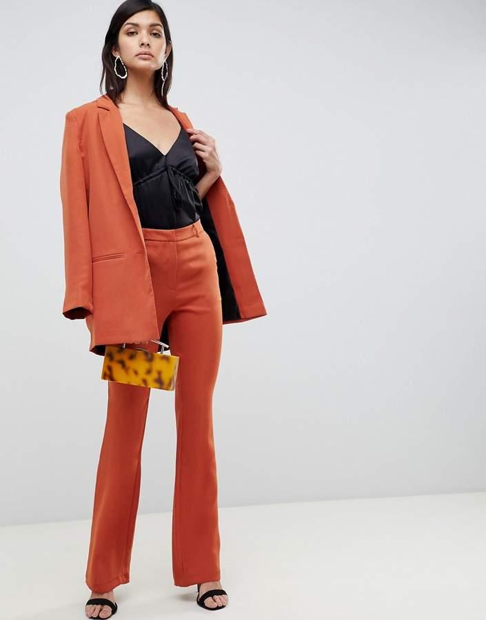 ASOS DESIGN wide tapered pants