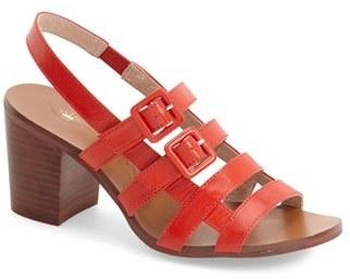 Nina Originals Women's 'Weslee' Block Heel Sandal