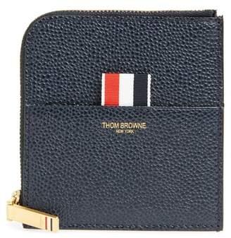 Thom Browne Zip Wallet