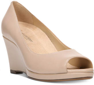 Naturalizer Olivia Wedge Pumps Women Shoes