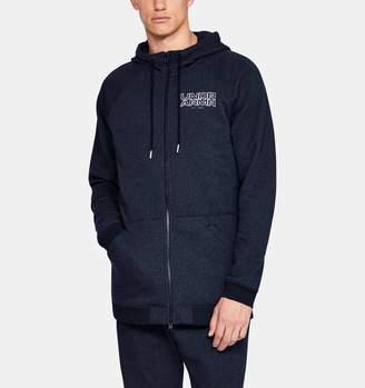 Under Armour Men's UA Baseline Fleece Full Zip Hoodie