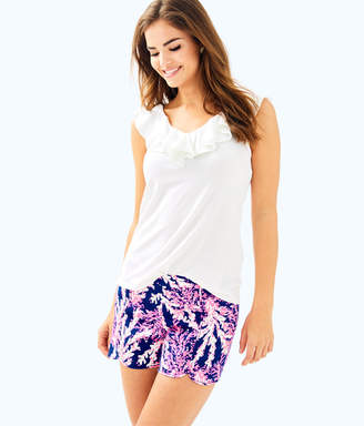 Lilly Pulitzer Womens Alessa Top