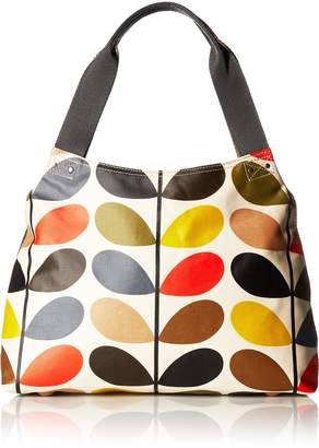 Orla Kiely Classic Stem Shoulder Bag