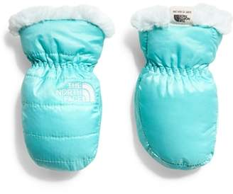 The North Face Mossbud Swirl Reversible Water Resistant Heatseeker(TM) Insulated Mittens