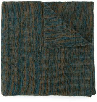 0711 Elongated Knitted Scarf