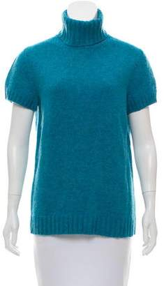 Chanel Wool and Cashmere-Blend Top