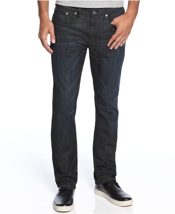 Kenneth Cole Reaction Jeans, Slim Low Jeans