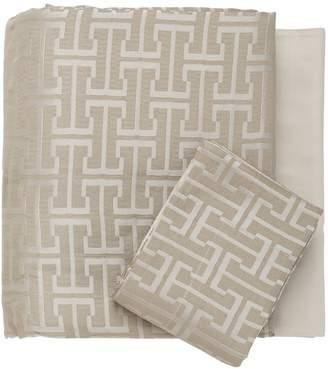 Frette Luxury Labyrinth Duvet Cover Set