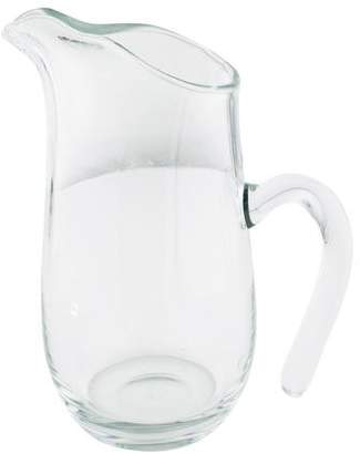 Kosta Boda Glass Pitcher