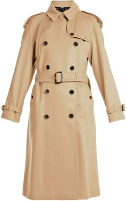 Burberry Westminster belted cotton trench coat