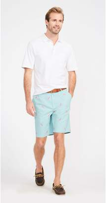 J.Mclaughlin Oliver Shorts in Lobster