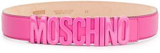 Moschino classic logo belt