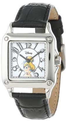 EWatchFactory Disney Women's W000467 Tinker Bell Perfect Square Watch