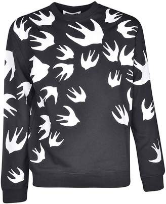 McQ Printed Sweatshirt
