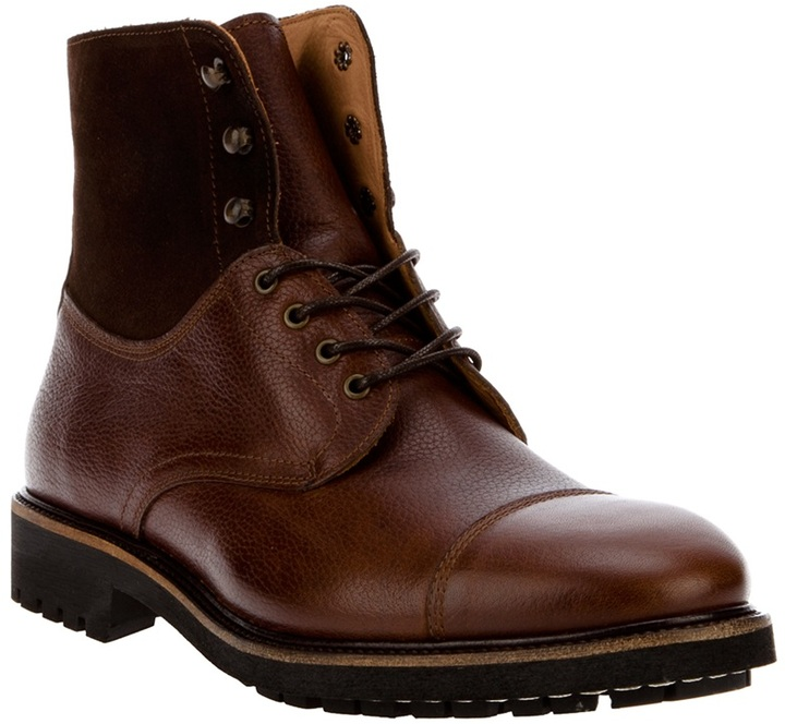 Hudson H By 'Jackman' boot