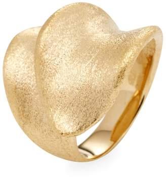 Rivka Friedman Women's Brushed Ribbon Ring
