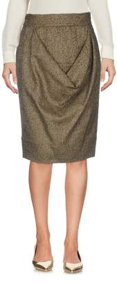 Vivienne Westwood Knee length skirts