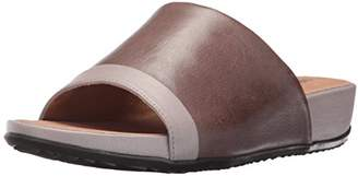 SoftWalk Women's Del Mar Wedge Slide Sandal