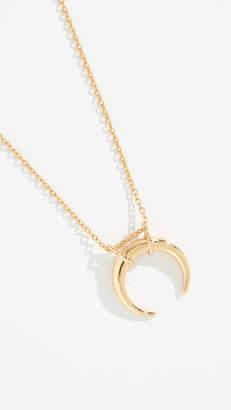 Shashi Crescent Necklace