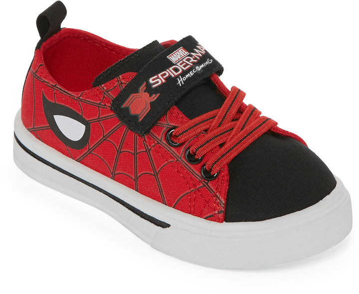 MARVEL Spiderman Canvas Boys Sneakers - Toddler