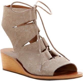 Lucky Brand Gizi Leather Sandal