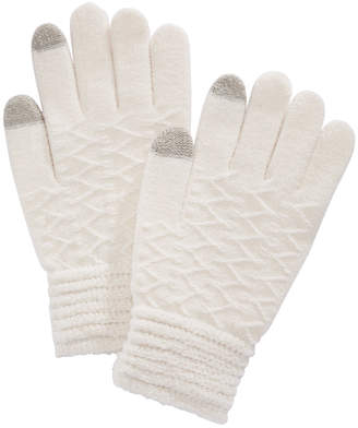 Steve Madden Zigzag Touchscreen Gloves