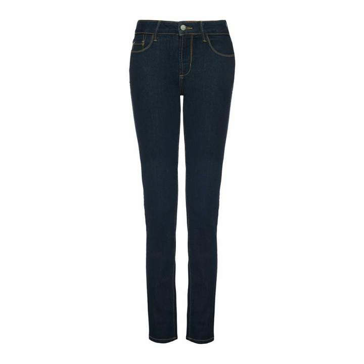 Larchmont Wash Marilyn Straight Jeans