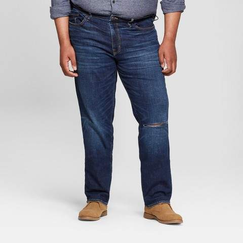 Goodfellow & Co Men's Tall Slim Fit Denim - Goodfellow & Co Medium Wash
