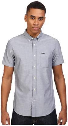 RVCA That'll Do Oxford S/S Men's Short Sleeve Button Up