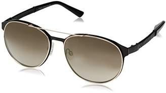 Vince Camuto Women's VC701 BLK Round Sunglasses