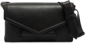 Posta Nappa Leather Crossbody Bag