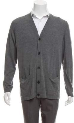 Theory New Sovereign Wool Cardigan w/ Tags