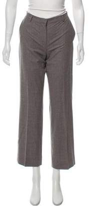 Calvin Klein Collection Wool-Blend Pants
