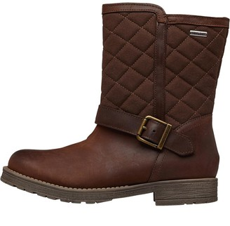 622cdb1a3d14e Start Rite Start-Rite Girls Aqua Jessie Boots F Fit Brown Leather