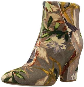 Nine West Women's Savitra Synthetic Ankle Boot