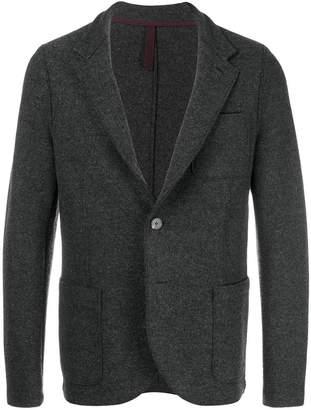 Harris Wharf London band collar jacket