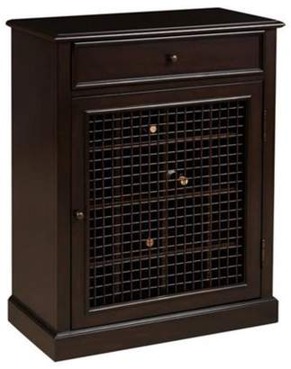 PRI Wine Cabinet, Dark Wood