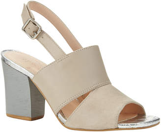 Phase Eight Eve Block Heel Sandal